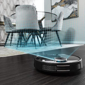 Cecotec Robot Aspirador Conga Serie 3290 Titanium