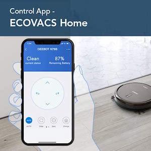 Ecovacs Deebot N79S - Robot Aspirador navegación aleatoria