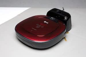 LG HomBot Square Aspirador Robot Vr64702lvmb