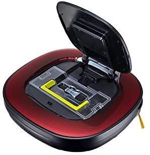 LG VR8602RR Hombot Turbo Serie 9 - Robot aspirador programable