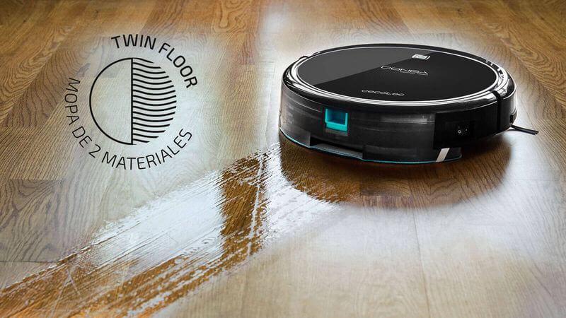 Robot Aspirador Cecotec Conga Serie 990
