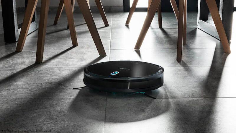 Robot Aspirador Cecotec Conga Serie 1090 Connected