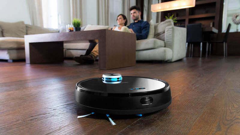 Robot Aspirador Cecotec Conga serie 3090