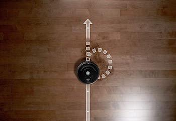 iRobot Roomba 671 Robot aspirador tecnología Dirt Detect