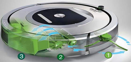 Robot Aspirador iRobot Roomba 760 review
