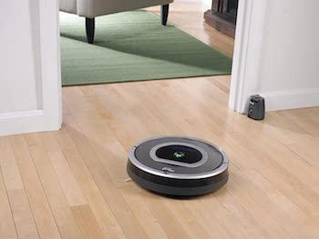 iRobot Roomba 782e Robot Aspirador, Alto Rendimiento de Limpieza, Programable, Limpia Varias Habitaciones