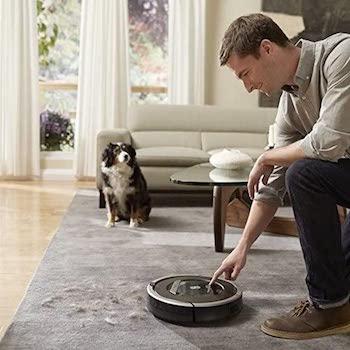 iRobot Roomba 865 - Robot Aspirador Óptimo para Pelo de Mascotas