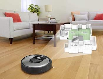 iRobot i7 Roomba - Robot aspirador