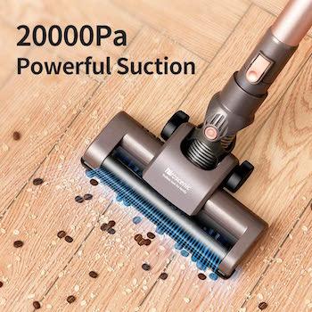 proscenic P8 Plus Aspirador sin Cable Potente 20000Pa, de Mano