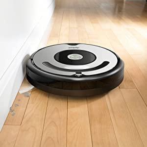 Pulse simplemente CLEAN y Roomba