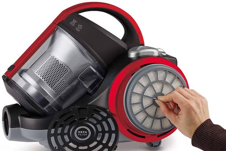 Aspirador ciclónico sin bolsa Polti Forzaspira C110 Plus analisis