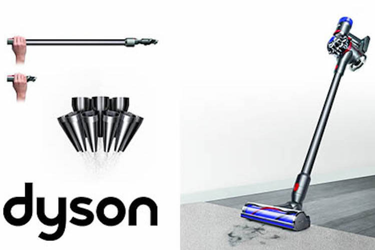 Aspiradora escoba sin cable Dyson V8 animal plus +