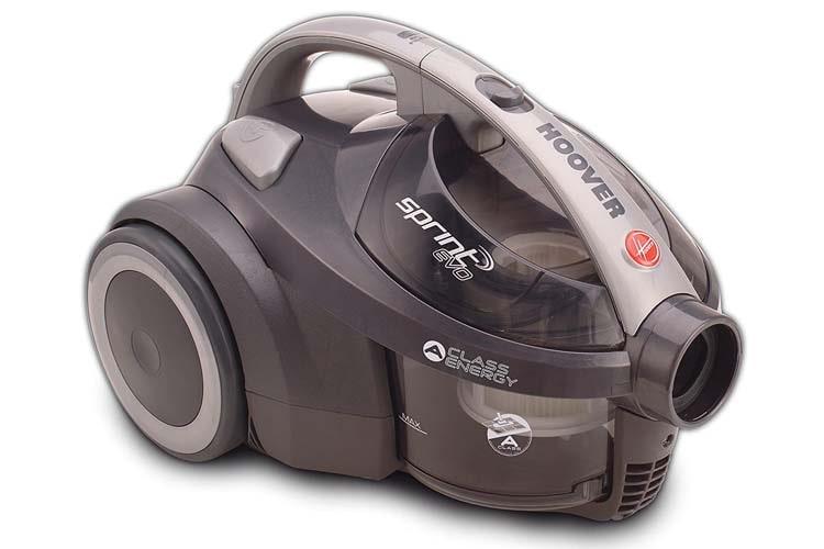 Aspiradora de trineo sin bolsa ciclónico Hoover Sprint Evo SE41